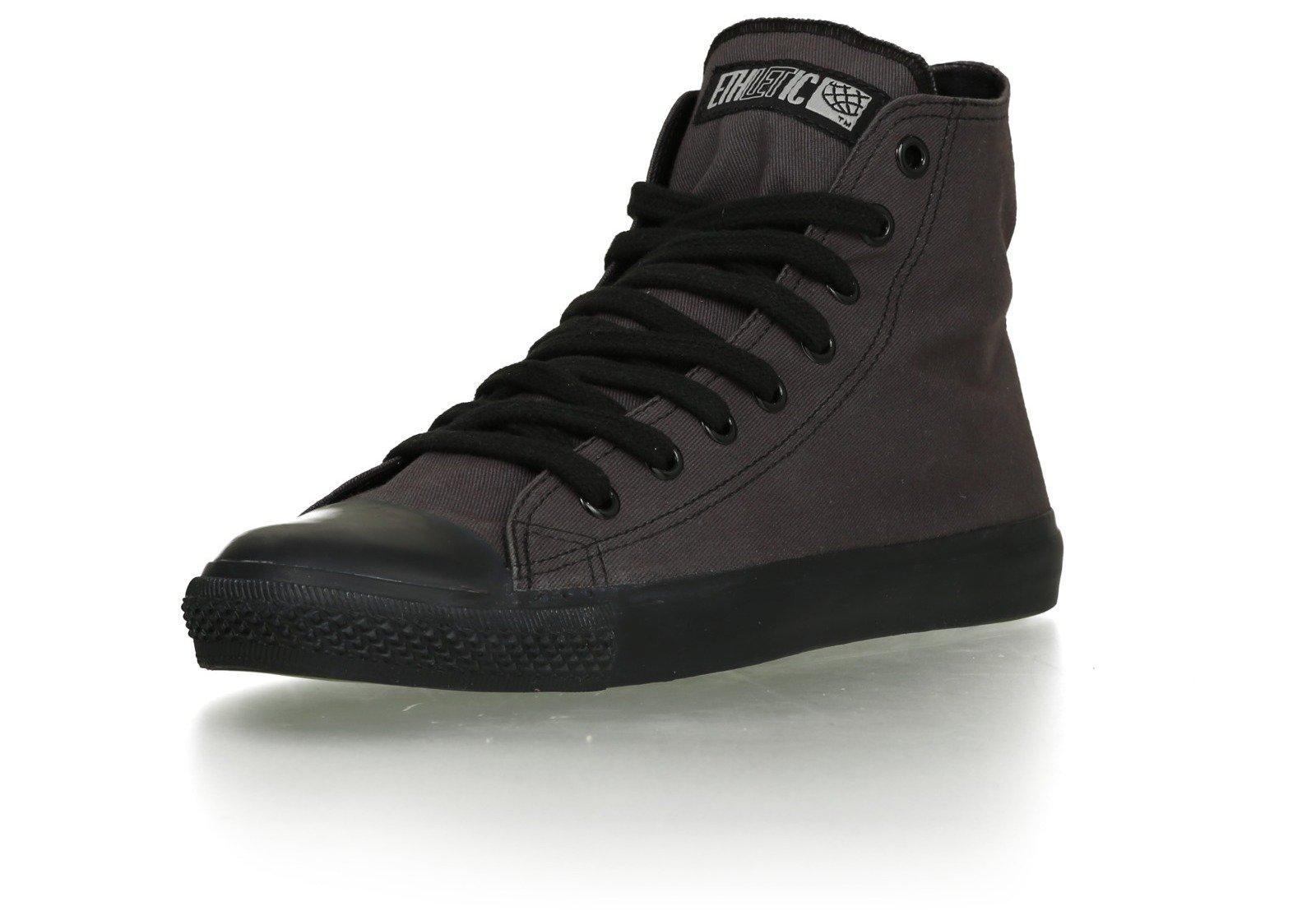 Sneaker aus nachhaltiger Produktion »Classic«, schwarz, Jet Black Ethletic